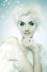 snow queen by kelyshmoo5