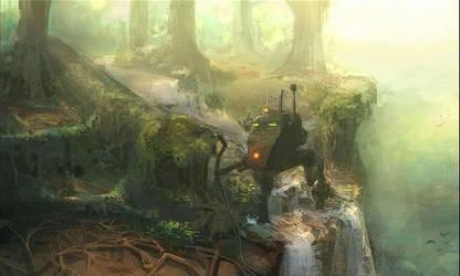 Sentinel Patrol by Devastatormarine