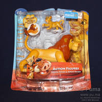 2011 Adult Simba action figure by dapumakat