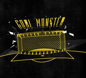 Goal Monster 1 by mortalitas