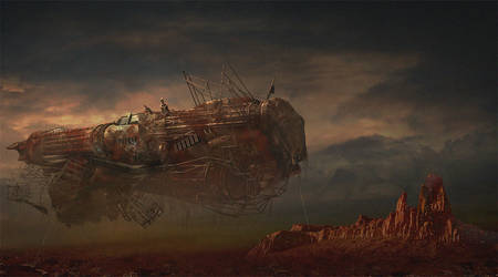 Otherworld by mortalitas
