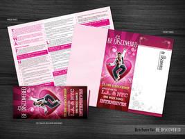 Be Discovered Brochure Design by koushikh