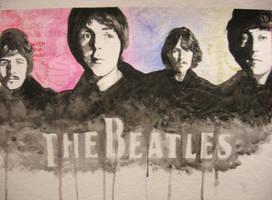 Beatles by vvyk