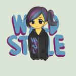 Wyldstyle by xBerrySilver