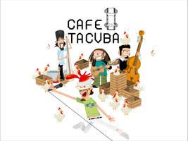 CAFE TACUBA by CRISASEO