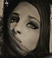 GIRLS ILLUSTRATION-PORTRAIT by DIP-dippie
