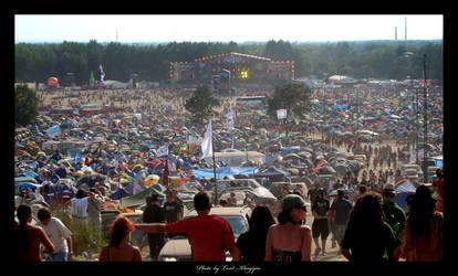 Woodstock Stop by LordKhayyin