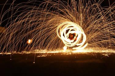 Arta Foc - magic and fire 001 by LordKhayyin
