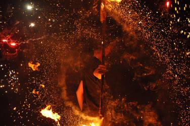 Arta Foc - magic and fire 002 by LordKhayyin