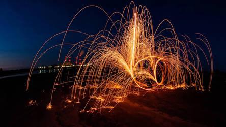 Arta Foc - magic and fire 004 by LordKhayyin