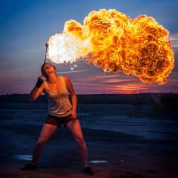 Arta Foc - magic and fire 006 by LordKhayyin