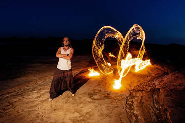 Arta Foc - magic and fire 007 by LordKhayyin