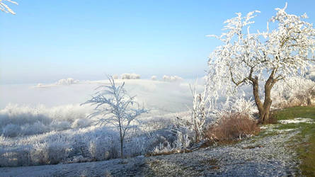 Layers of Frost by Raunagil