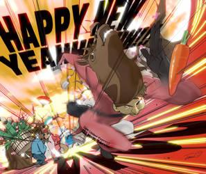 A HAPPY NEW YEAHHHH!!! by TTTTTSO