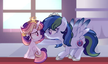 Make Us Feel Pround Of You by CelestiaI-Moon