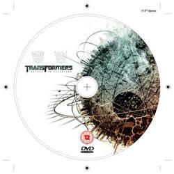 Transformers DVD Label 1 by NineteenPSG