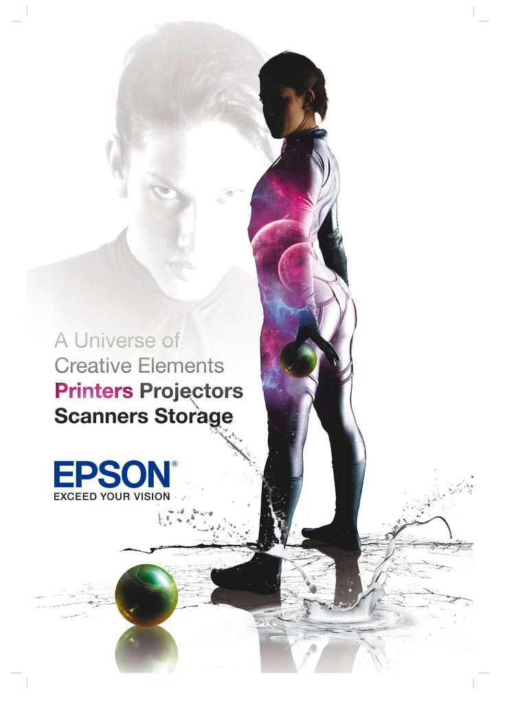 Epson Design Competition 4 by NineteenPSG