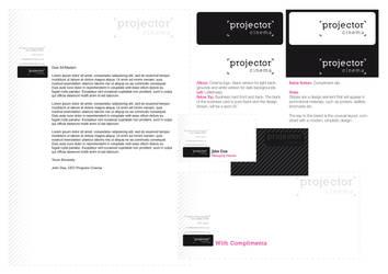 Projector Cinema by NineteenPSG