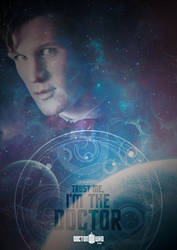 Doctor Who Poster 1 by NineteenPSG