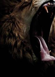 Lion Darkness 2 by NineteenPSG
