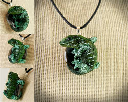 Leachie Necklace by IllusionTree