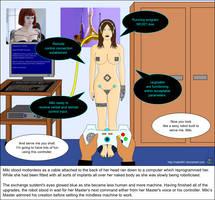 Robot exchange  - Part 2 by Nabs001