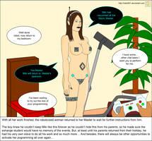 Robot exchange  - Part 4 by Nabs001