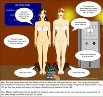 Ring Around Ginger and Mary Ann - Part 3 by Nabs001