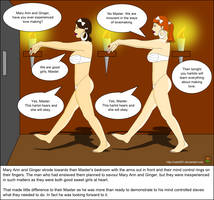 Ring Around Ginger and Mary Ann - Part 4 by Nabs001