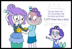 Her OTP! by Nikytale