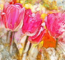 E flowers by DigitalHyperGFX