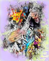 Play that funky music wild II by DigitalHyperGFX