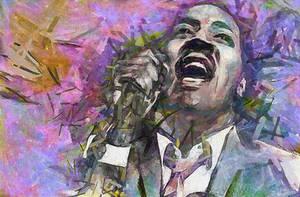 Otis Redding by DigitalHyperGFX