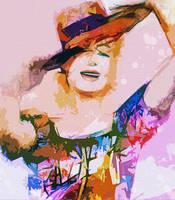 Marilyn by DigitalHyperGFX