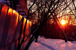 Sunset by Arina1