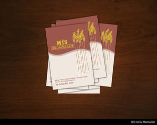Mis Business Card by Positivist