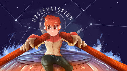 Observatorium Fan-art by Ben3555