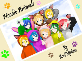 Hoodie Animals Lat by AoiSM98nee