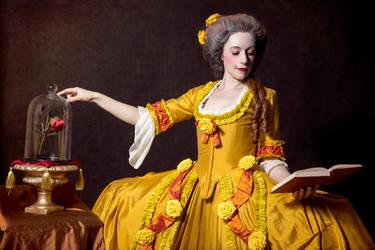 18th century Belle by VelvetNeko