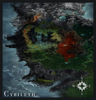 The Land of Cyrileth by Amphispiza