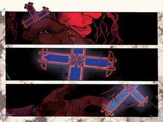 Reichenbach Cross Panels by chrisbeaver