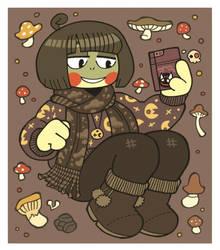PKMN-PMMM :: Mushroom Hunt by BillSpooks