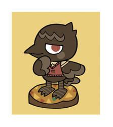 Crowboy by BillSpooks