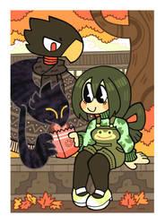 Autumn Kids by BillSpooks
