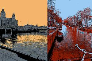 Amsterdam by lickmynee