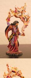 Aaron, Conjurer by dreamholde