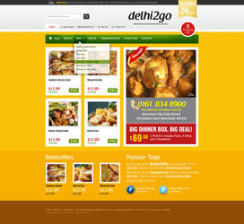 Delhi 2 go by xtreamgraphic