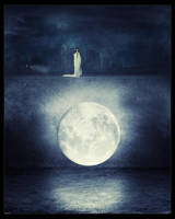 --moon-- by Christoph-Michaelis