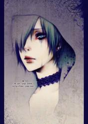 sadness by len-yan