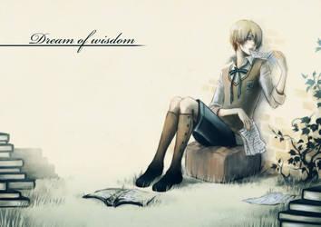 dream of wisdom by len-yan